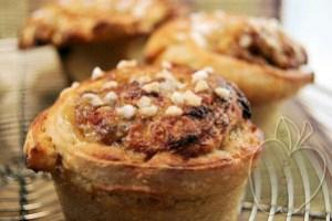 Pane-Muffins rellenos de plátano (10)