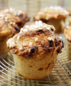 Pane-Muffins rellenos de plátano (8)