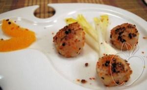 Vieiras rebozadas con pimienta de cítricos (10)