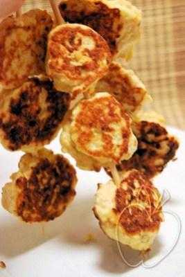 Albóndigas de pollo y de harina de garbanzo (12)