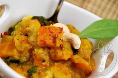 Curry de verduras con anacardos (2) - copia