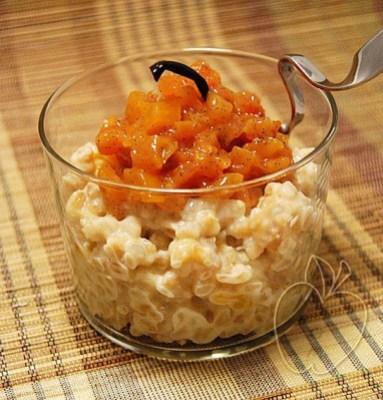 Espelta pequeña como un arroz con leche (11)