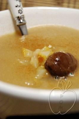 Crema de castaña y pera (12) - copia - copia