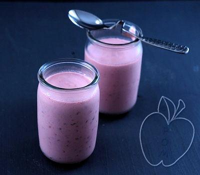Yogur de frambuesa (4)