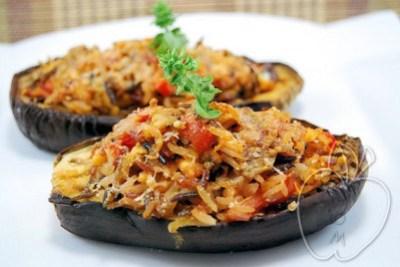 Berenjenas rellenas con sardinas (1)