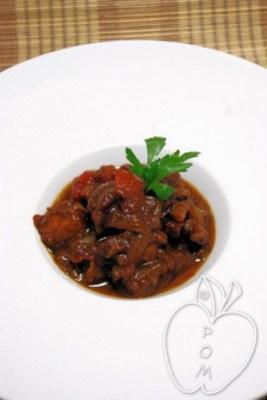 Solomillo de cerdo marinado con miel y salsa de soja (1)