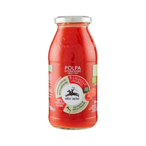 Pulpe de tomate bio 500g Épicerie Fine Grocery Store Come à lÉpicerie Take Away Delivery Luxembourg 1