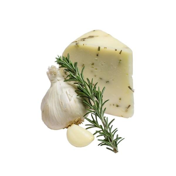 Pecorino al rosmarino e aglio Fromage Come Delivery Come à lépicerie Come à la Maison