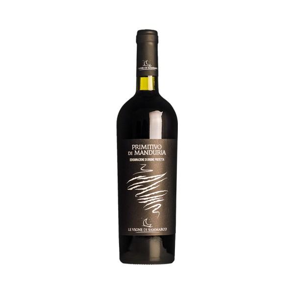Primitivo di Manduria Le Vigne di Sammarco Come Delivery Cave en ligne Vins en ligne take away delivery Luxembourg