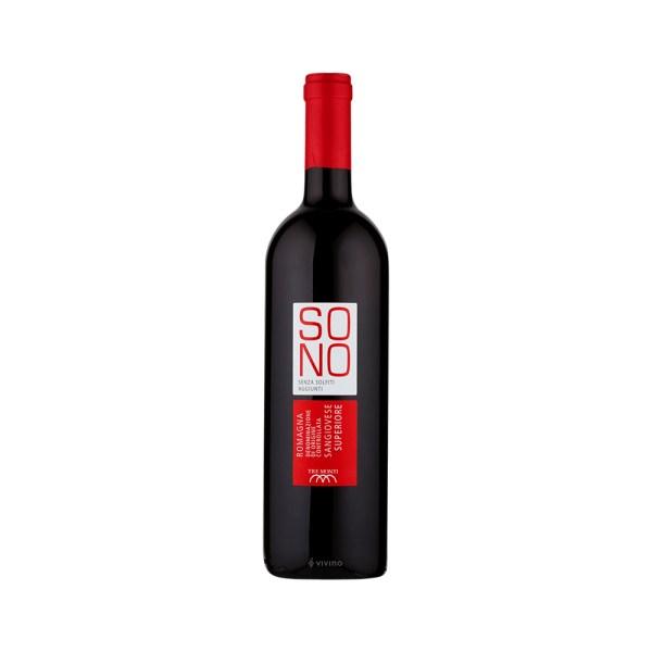 Tre Monti SONO Sangiovese Come Delivery Cave en ligne Vins en ligne take away delivery Luxembourg