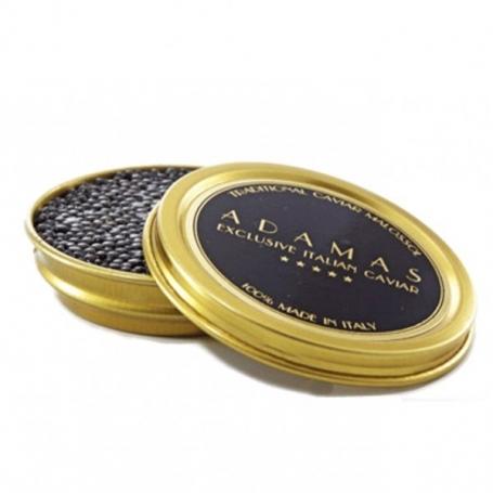 Caviar Baeri Black Come Delivery Come a la Maison Take Away Delivery Menu de Noel Saint Sylvestre 2020