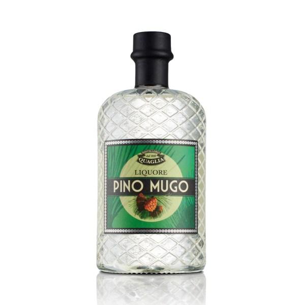 Liquore al Pino Mugo Liqueur de pin Mugo Quaglia Spritueux Come Delivery Come a la Cave