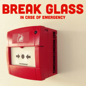 Break Glass NEW cover art CCP