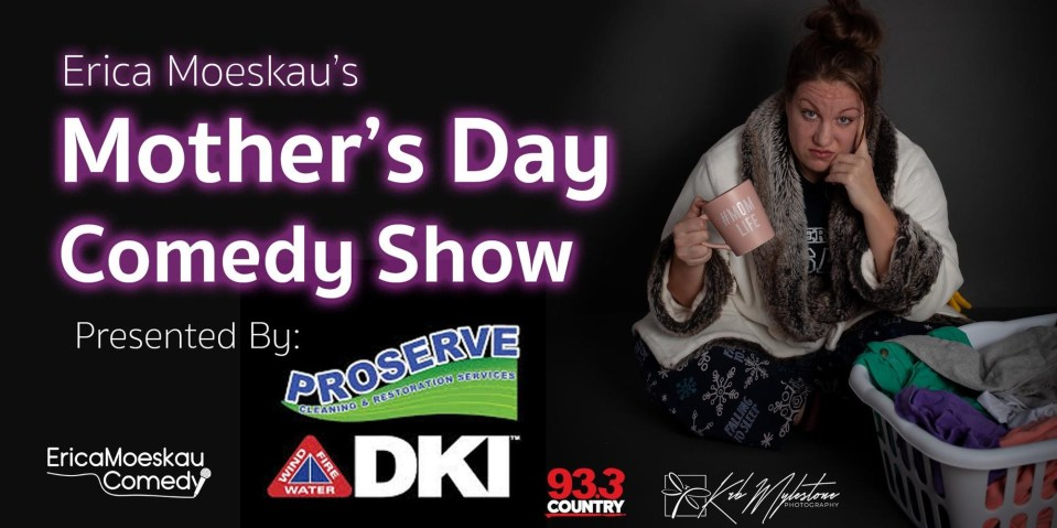 Mother's Day Comedy Show @ Bailey's Pub   Fort McMurray   Alberta   Canada