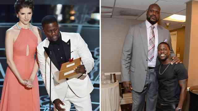 Kevin Hart | Height: 5 feet 2 inches