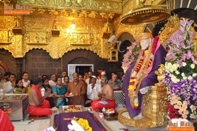 Saibaba Temple Shirdi