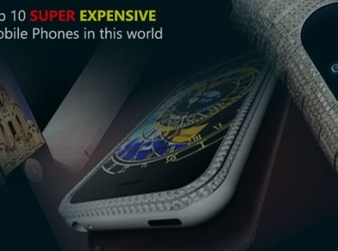 Expensive mobile phones