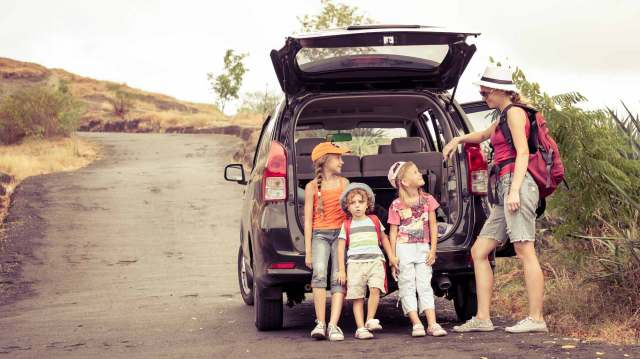Ensure your vehicle is in good condition if you are going on a road trip