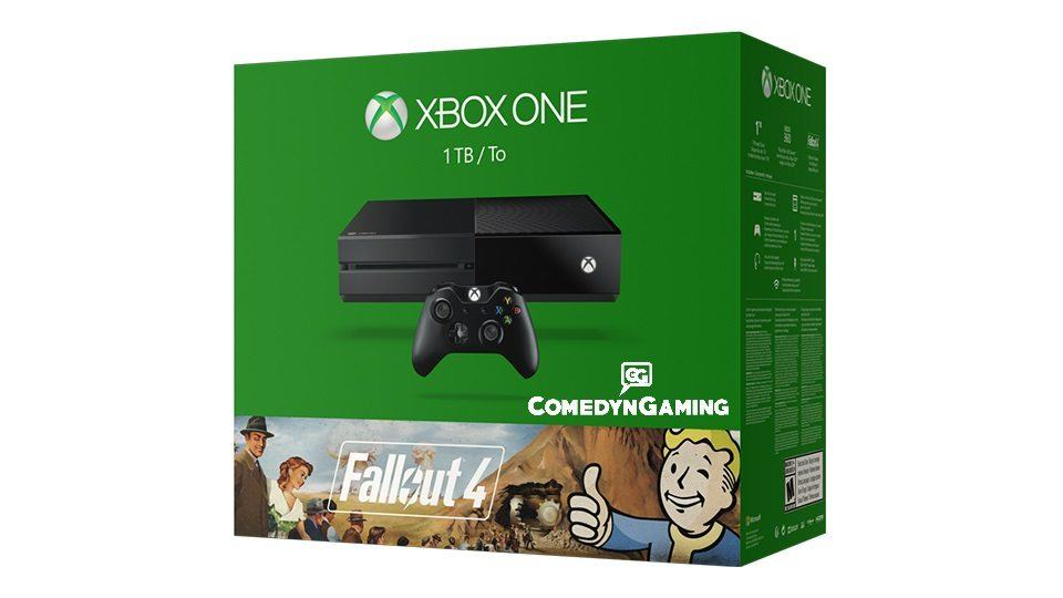 Xbox One Fallout 4