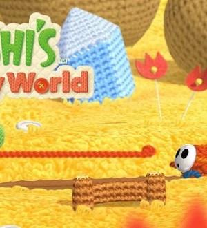 Yoshi Woolly World, Nintendo World