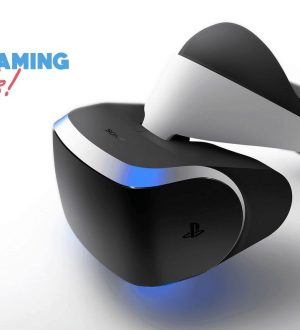 ComedynGaming - Sony's VR Headset