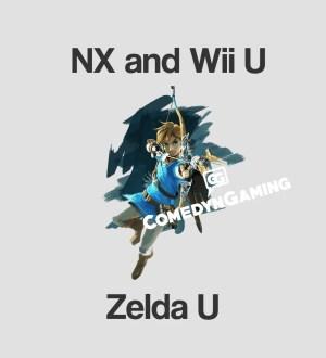 Nintendo, Zelda Wii U, NX 2017