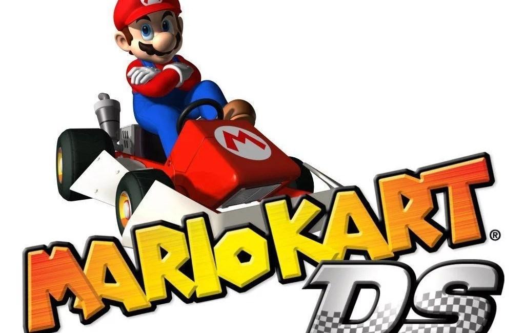 Mario Kart DS Japan