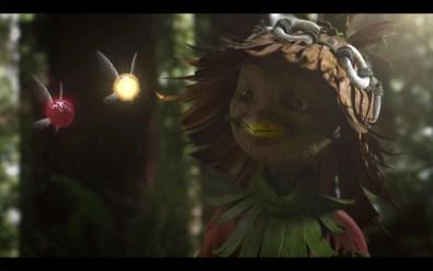 Zelda Majora's Mask short film