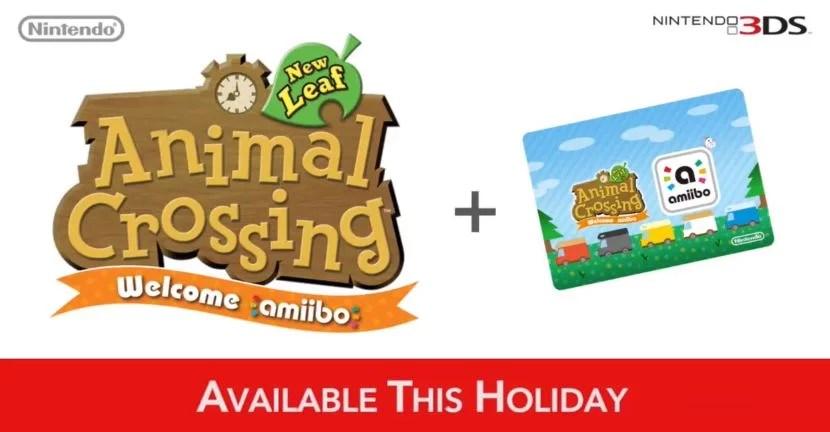 Animal Crossing Amiibo Support