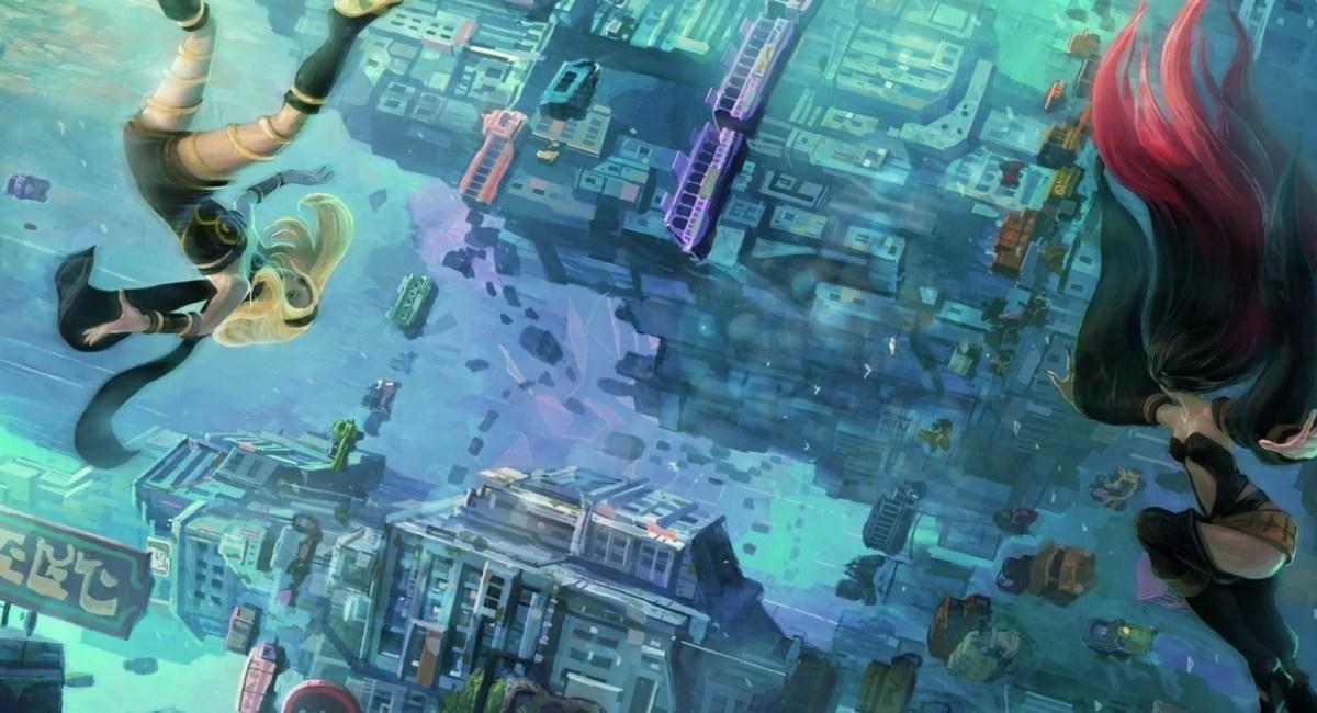Gravity Rush 2 Demo release