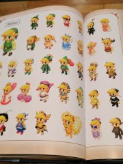 Triforce heroes fashion