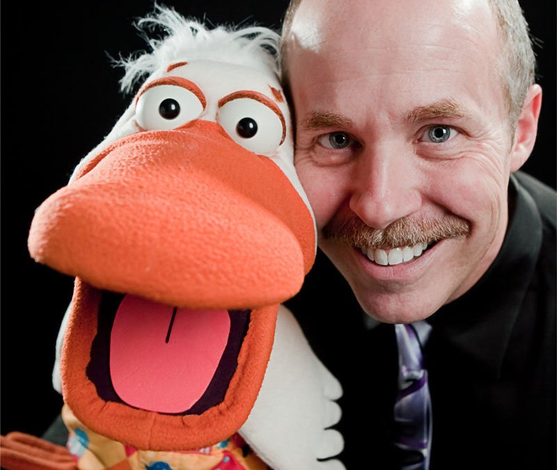 Introducing a Powerhouse Ventriloquist and Entertainer for the Corporate World