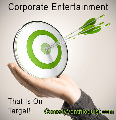 Corporate Entertainers Guarantee A Great Show