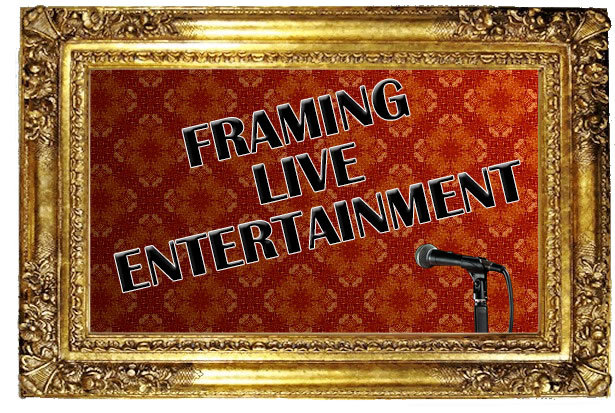 How To Frame Live Entertainment For Events