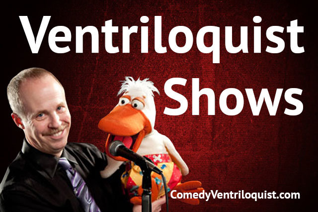Ventriloquist Shows