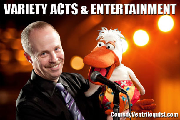 Hire Variety Acts To Entertain Your Audience