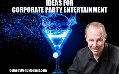 Ideas for Corporate Party Entertainment