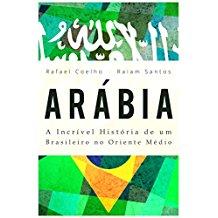 Arábia no comenta livros