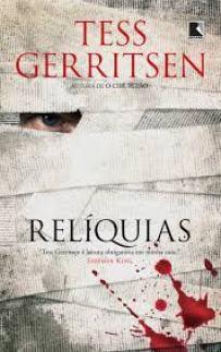 Tess Gerritsen no Comenta Livros