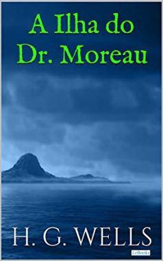 A il Dr. Moreau no Comenta Livros