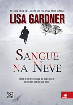 Sangue na neve no Comenta Livros