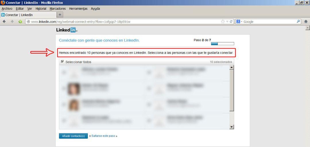 crear perfil en linkedin 4