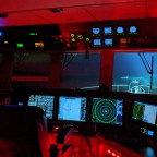 Offshore cruising without crash, bam, thud in the night