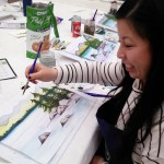 Joy of painting with watercolor