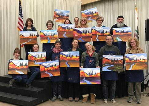 High sierra painting group