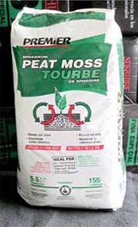 Peat Moss Natural