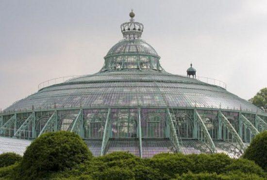 Invernaderos del Castillo Real de Laeken, Bruselas