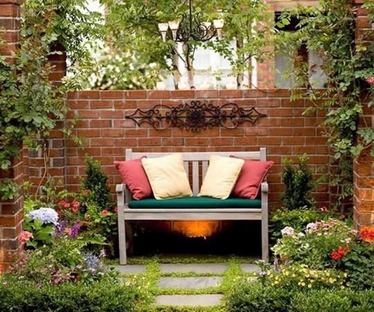 #Jardines en espacios reducidos: Macetas, materiales, niveles y disposición