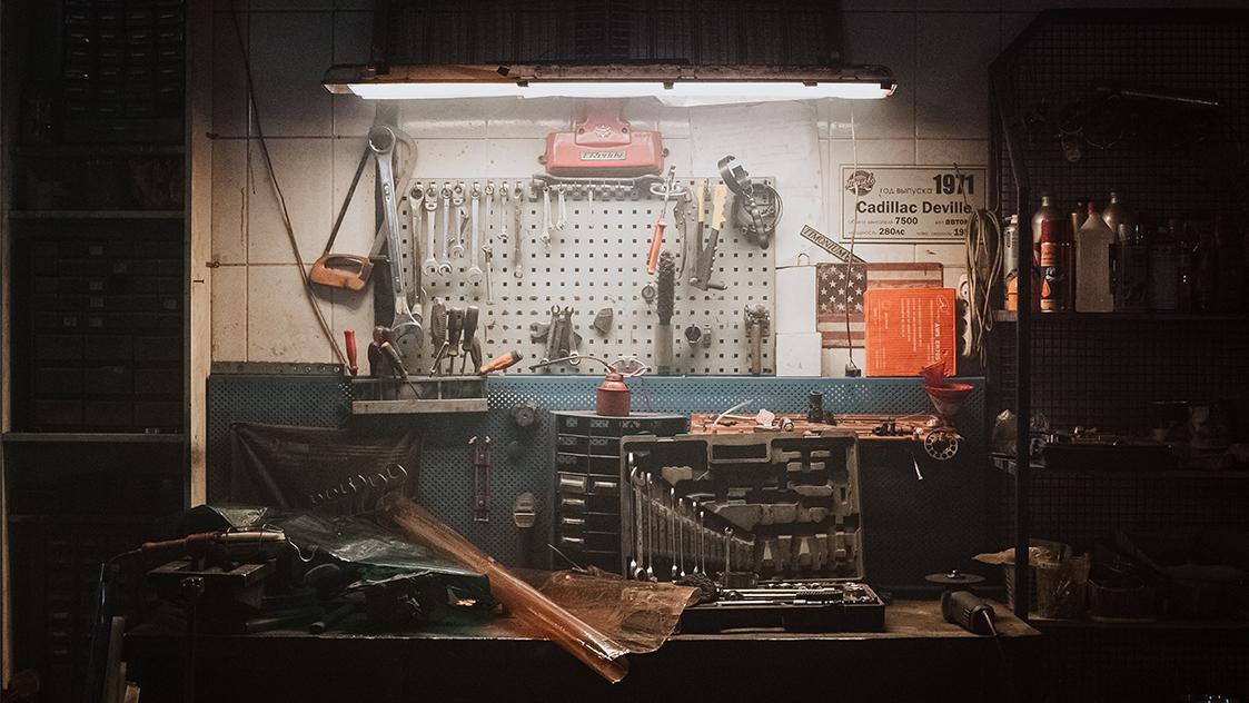 6 dicas simples para organizar suas ferramentas