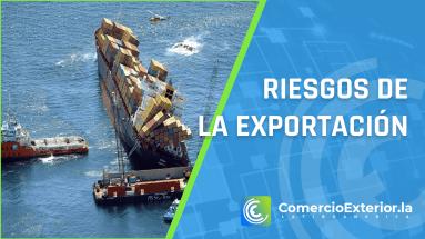 riesgos en las exportaciones